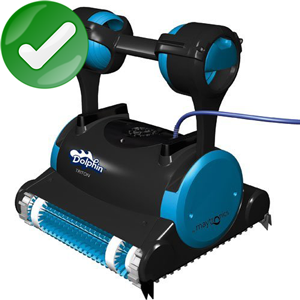 Dolphin Triton Robotic Pool Cleaner Review Amp Video