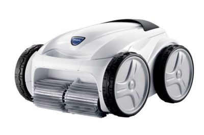 Polaris P955 Front View Robotic Pool Cleaners Compared