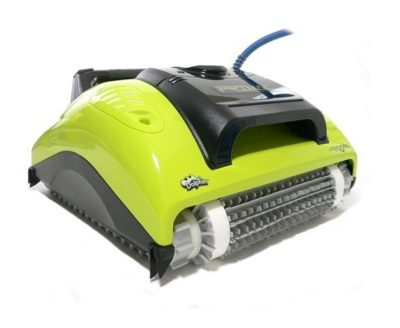 Dolphin Primal X3 Top View Robotic Pool Cleaners Compared