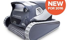 Dolphin Quantum robotic pool cleaner - new for 2016