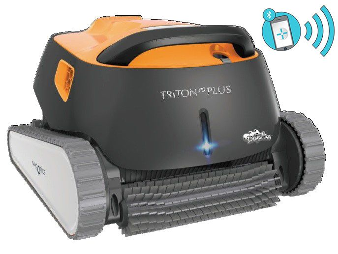 Dolphin Triton Plus with PowerStream with Bluetooth