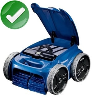 Polaris 9550 Sport 4WD Robotic Pool Cleaner