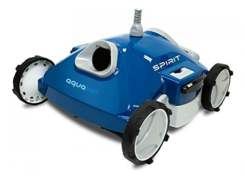 Cleaning Ability Of Aquabot Spirit Robotic Pool Cleaners