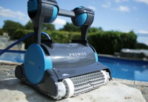 Best Pool Cleaner - Dolphin Premier