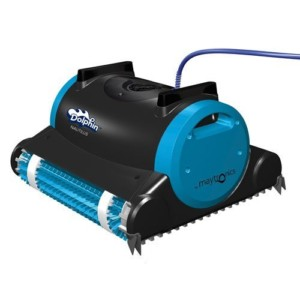 Dolphin Nautilus Robotic Pool Cleaner with Swivel Cable