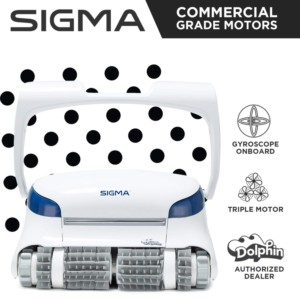 Dolphin Sigma Pool Cleaner