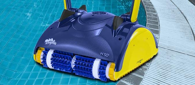 dolphin pool cleaner review