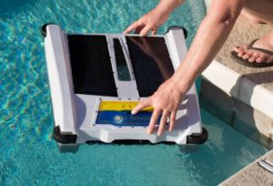 solar breeze pool skimmer review