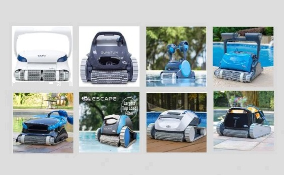 Best Dolphin Robotic Pool Cleaners