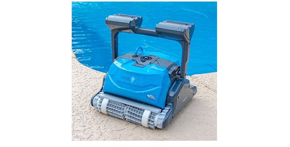 Dolphin Oasis Z5i Robotic Pool Cleaner Review Max Power