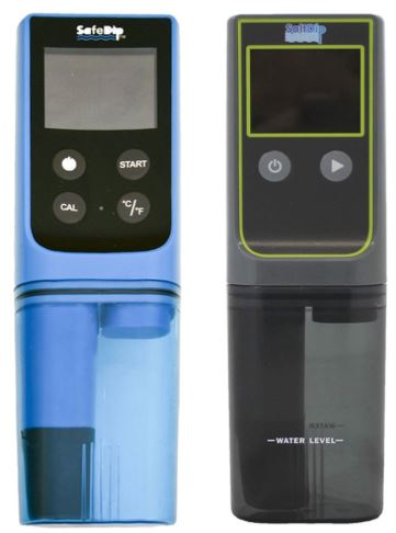 SafeDip 6-In-1 Electronic Pool And Spa Water Tester