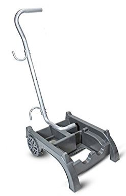 Aquabot S300 S600 Caddy Robotic Pool Cleaners Compared