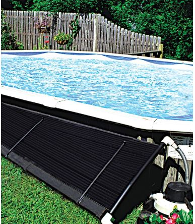 electric pool heater