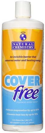 Cover Free Liquid Pool Solar Blanket