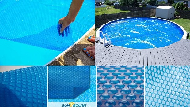 best pool solar covers
