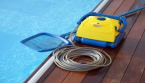 Troubleshoot pool cleaner