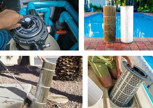 Troubleshooting pool filters