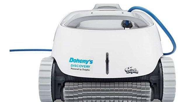 dolphin discovery robotic pool cleaner