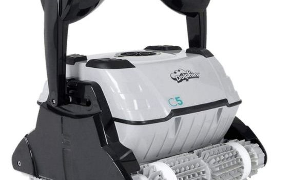 dolphin commercial pool cleaner