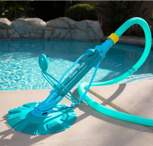 automatic pool cleaner for intex pools